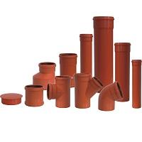 Rury i kształtki PVC