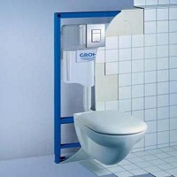 Stelaże do zabudowy WC
